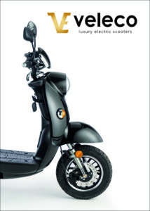 electric scooter brochure
